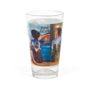 Back Catalog Pint Glass