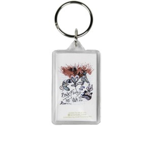 The Wall Mosquito Keychain