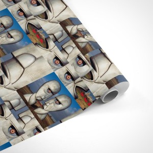 Pink Floyd 4 Metalheads Wrapping Paper