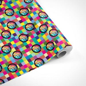 Pink Floyd Wish You Were Here Wrapping Paper