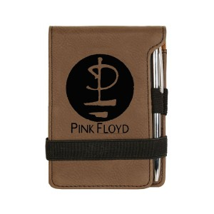 Modern Logo Mini Notepad w/Pen