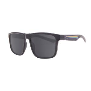 Pink Floyd Dark Side of the Moon Black Smoke Sunglasses