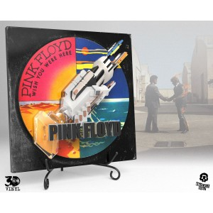 Pink Floyd 'Wish You Were Here' 3D Vinyl