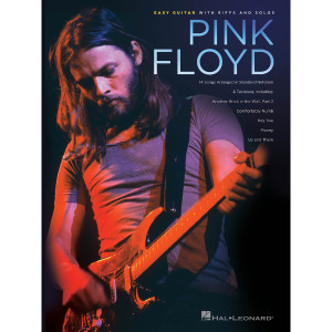 Pink Floyd Easy Guitar with Riffs and Solos