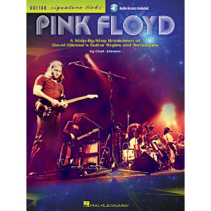 Pink Floyd - Guitar Signature Licks