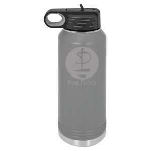 Division Bell Logo 32 oz Polar Camel Water Bottle
