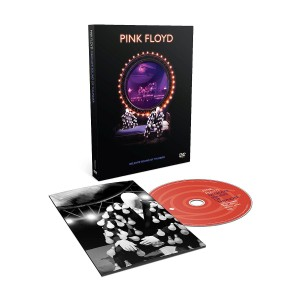 Pink Floyd Delicate Sound of Thunder 2020 Release DVD