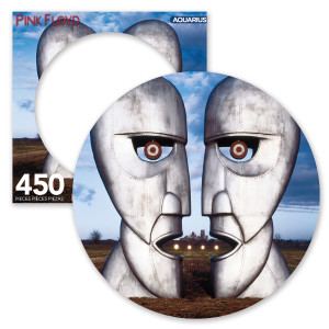 Pink Floyd Division Bell 450 Piece Picture Disc Puzzle