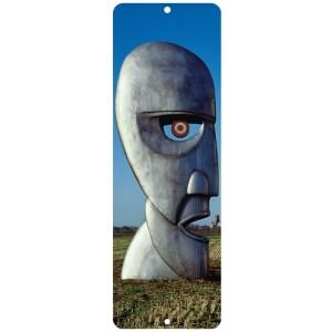 (LEFT) Pink Floyd Division Bell Aluminum Sign