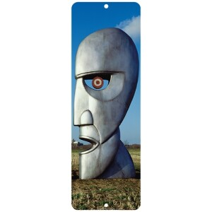 (RIGHT) Pink Floyd Division Bell Aluminum Sign