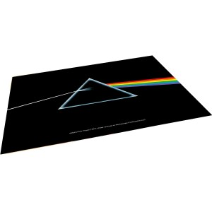 The Dark Side Of The Moon Glass Cutting Board