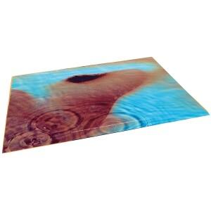 Meddle Glass Cutting Board