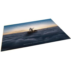 The Endless River Glass Cutting Board