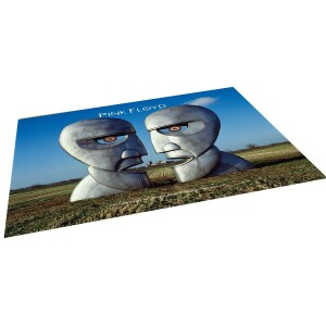 Division Bell Glass Cutting Board