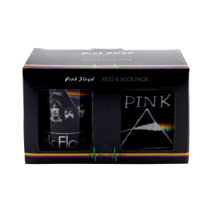 Pink Floyd Dark Side of the Moon Mug & Socks Combo Pack