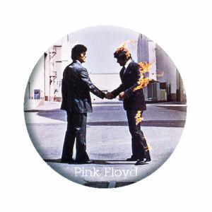 """Pink Floyd WYWH Burning Man 1.25"""" Button"""