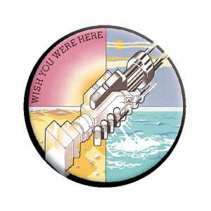 """Pink Floyd WYWH Gear 1.25"""" Button"""