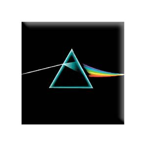 "Pink Floyd TDSOM 1.5"" Square Button"