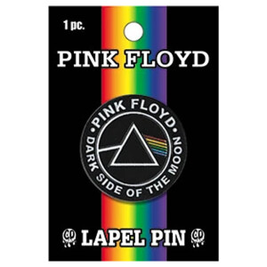 "Pink Floyd T.D.S.O.M. 1.25"" Lapel Pin"