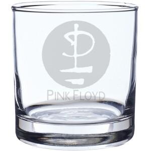 Modern Logo Laser-Etched Whiskey Glass