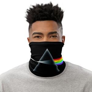 Pink Floyd DSOTM Prism Neck Warmer