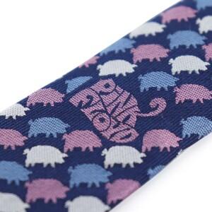 Pink Floyd Pigs Tie