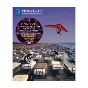 A Momentary Lapse Of Reason (Remixed & Updated) DVD/CD