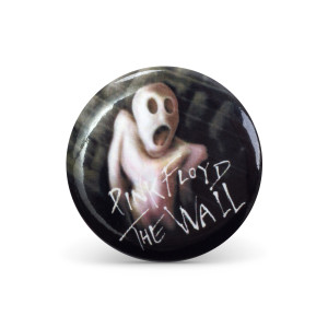 Roger Waters The Wall Scared Button
