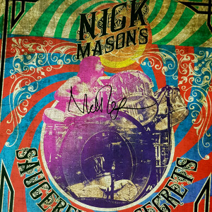 Nick Mason's Saucerful Of Secrets 2018 Tour Signed Poster