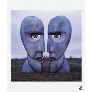 Big Metal Heads Fine Art Print