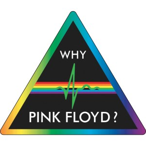 Pink Floyd Dark Side of the Moon Why Sticker