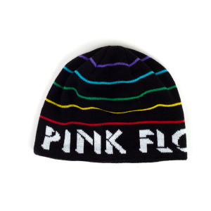 Color Line Short Beanie