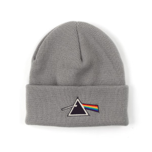 Prism Logo Embroidered Knit Beanie