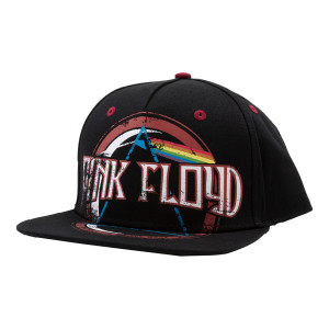 The Dark Side of the Moon Snapback Hat