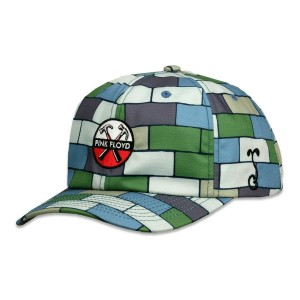 Pink Floyd The Wall Hammers Blue Dad Hat