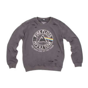 Distressed Dark Side 1973 Tour Sweatshirt