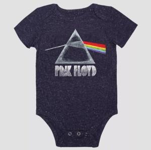 Pink Floyd Prism Onesie
