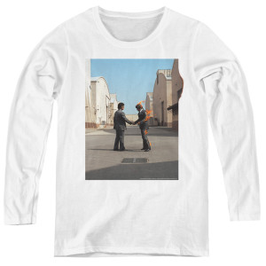 Wish You Were Here Longsleeve Womens T-shirt
