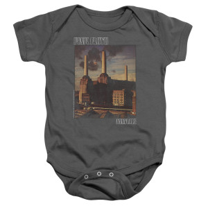 Faded Animals Infant Snapsuit