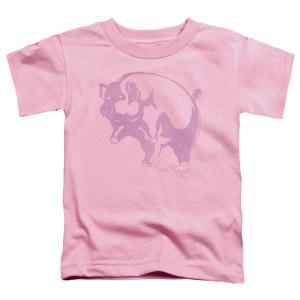 Pink Animals Toddler Tee