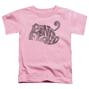 Pink Logo Toddler Tee