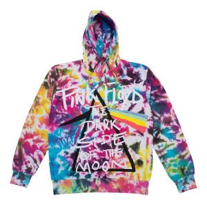 Pink Floyd Tie Dye DSOTM Hoodie
