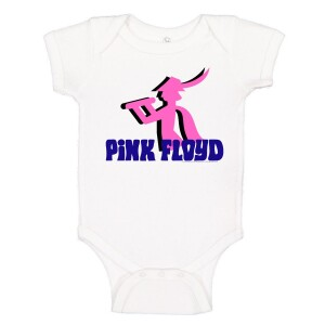 Pink Piper Onesie