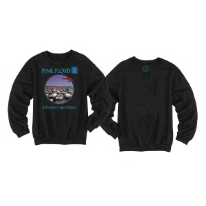 Pink Floyd A Momentary Lapse Of Reason Cover Crewneck Sweatshirt
