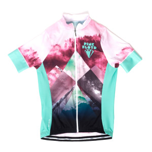 Pink Floyd Shine on You Crazy Diamond Women's Cycling Jersey