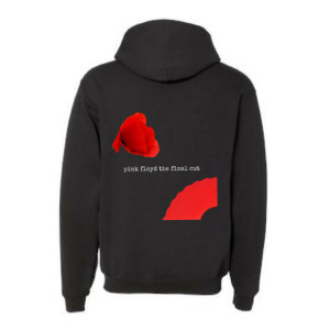 The Final Cut Poppy Reflection Hoodie