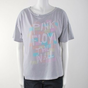 Chaser Pink Floyd Bricks Logo T-Shirt