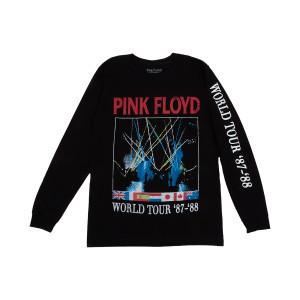 Pink Floyd World Tour Longsleeve T-shirt