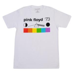 Pink Floyd DSOTM White Tee