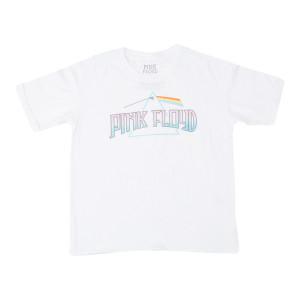 Pink Floyd Pastel Logo Prism T-Shirt